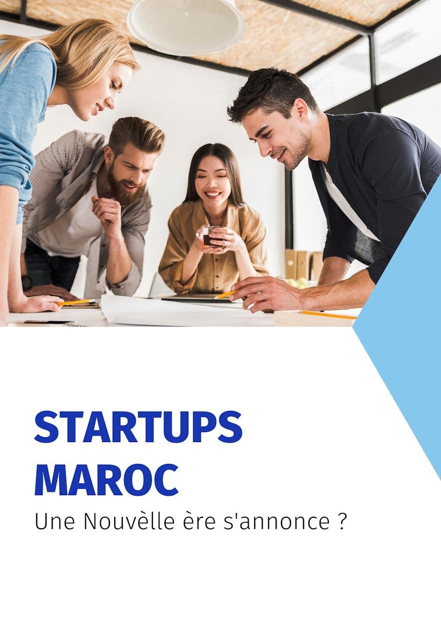 Une nouvelle ère pour les Startups au Maroc ?