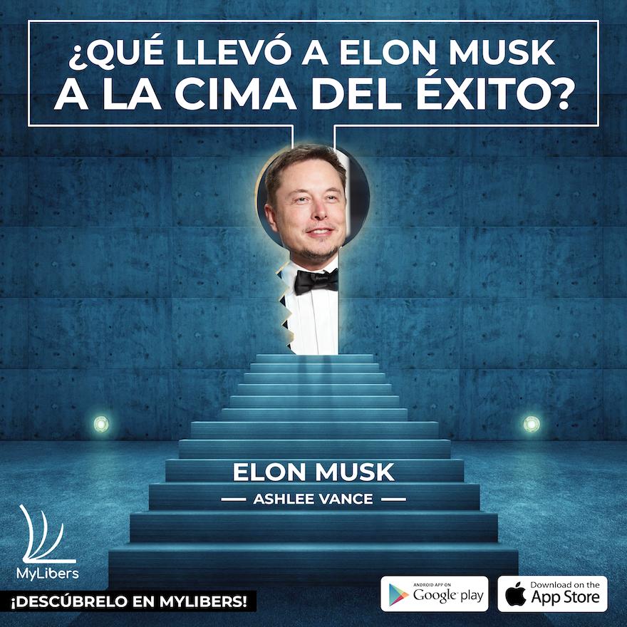 Elon Musk: Tesla, SpaceX y la búsqueda de un futuro fantástico