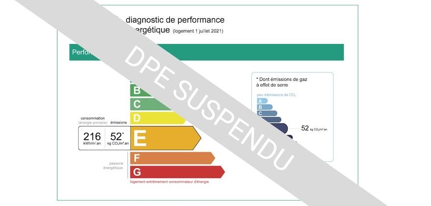Nouveau DPE Suspendu : anomalies, avant 1975, novembre
