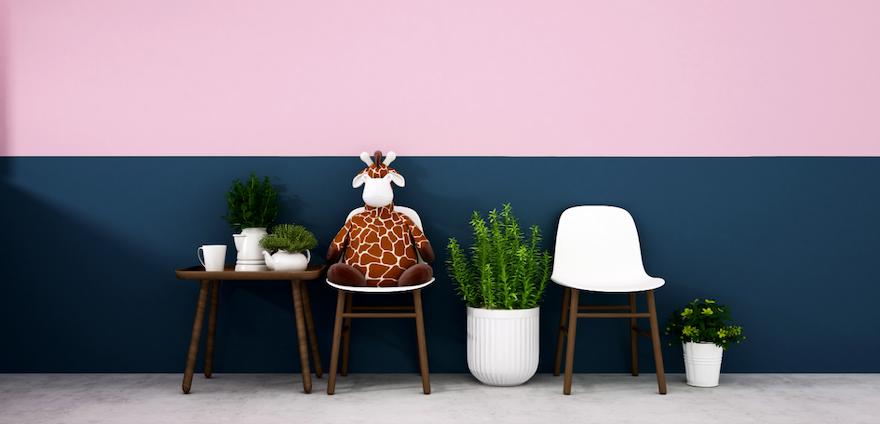 Koyu Renk Duvar Boyaları ile Şıklığı Yakalayan 7 Ev/Ofis Dekorasyonu