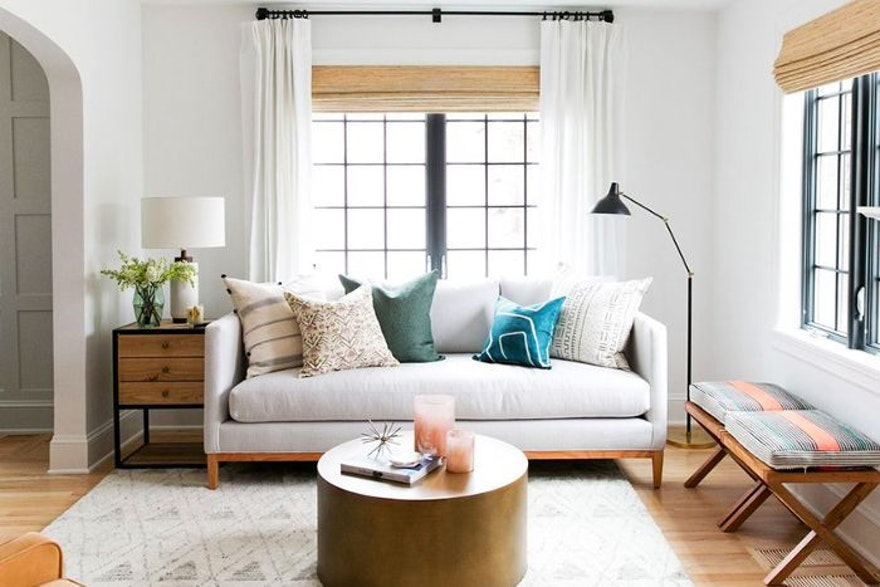 Evi Büyük Gösteren Boya Badana Renkleri Önerileri