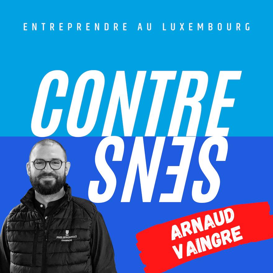 #2 - Comment entreprendre en rejoignant un business existant ? avec Arnaud Vaingre - Vinoteca.lu
