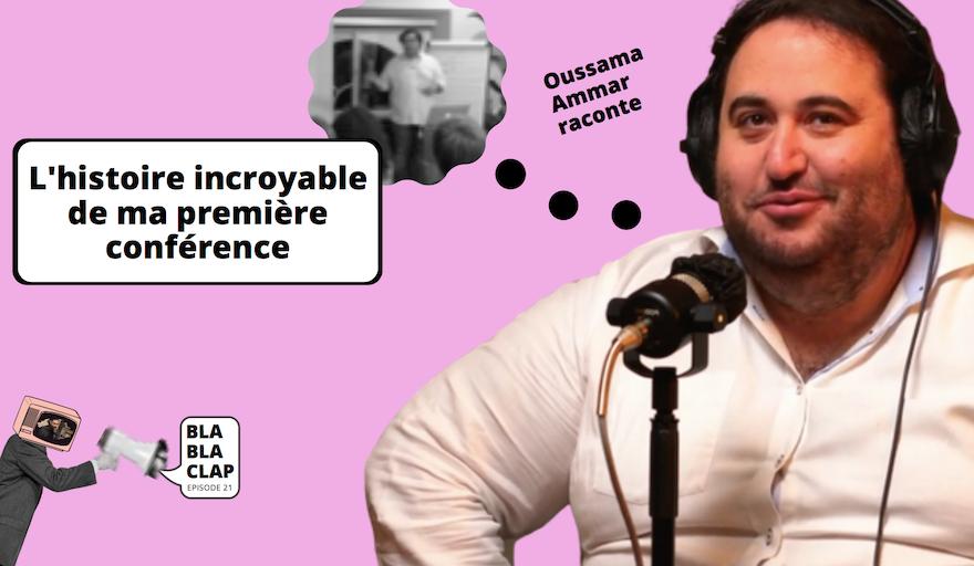 L'histoire incroyable de la première conférence d'Oussama Ammar