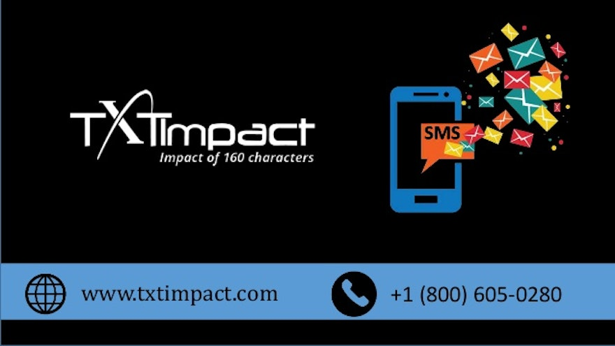 TXTImpact Has Released Their Mobile Application For Google Play and Apple Store.
