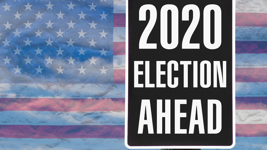 Role of Text Messaging in U.S. Election 2020