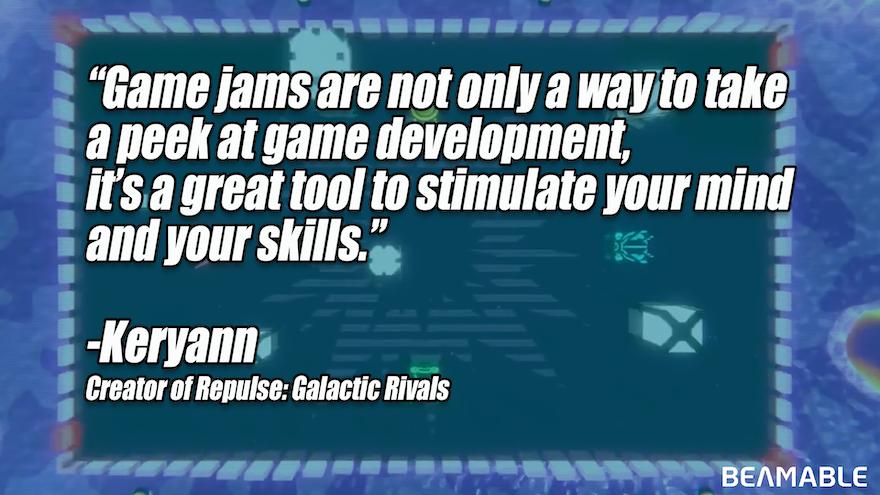 Game Dev Tip: Join Game Jams