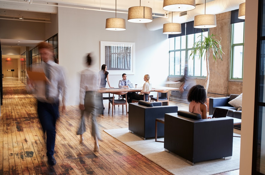 Top 3 reasons why every office should become a flexible workspace