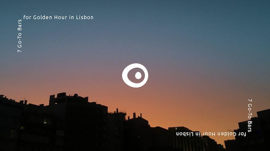 7 Go-To Bars for Golden Hour in Lisbon