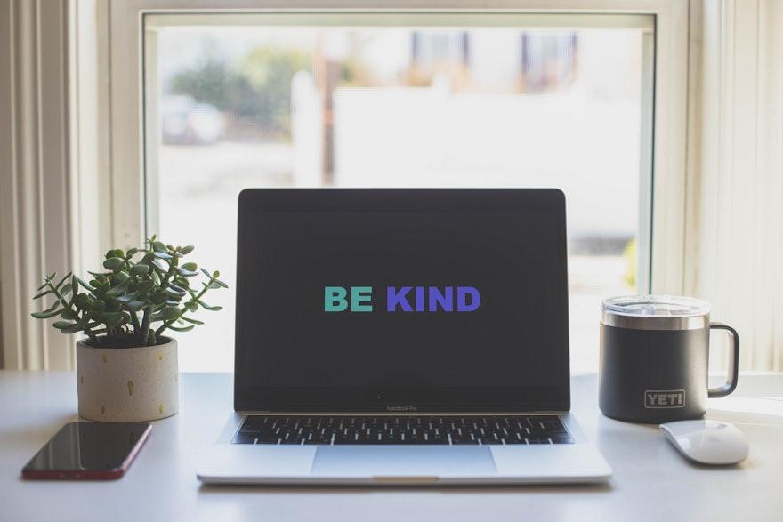 Le pouvoir de la gentillesse au travail