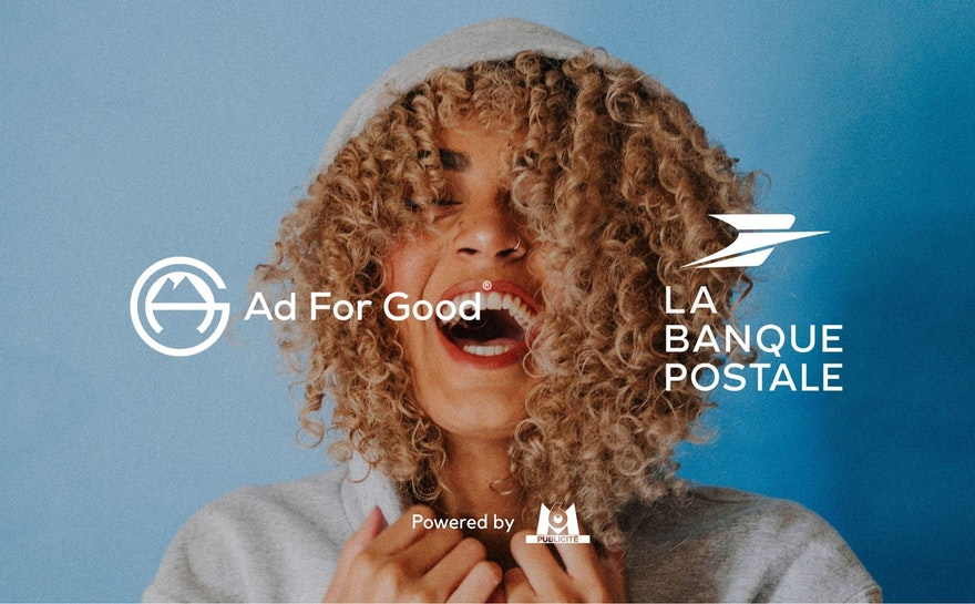 Discover how the french bank, La Banque Postale, has turned its media buying power into an Ad For Good® power to help young people in precarious situations ❤️