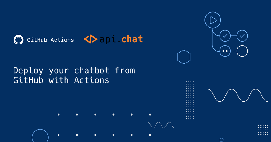 HOWTO: Deploy your chatbot from Github
