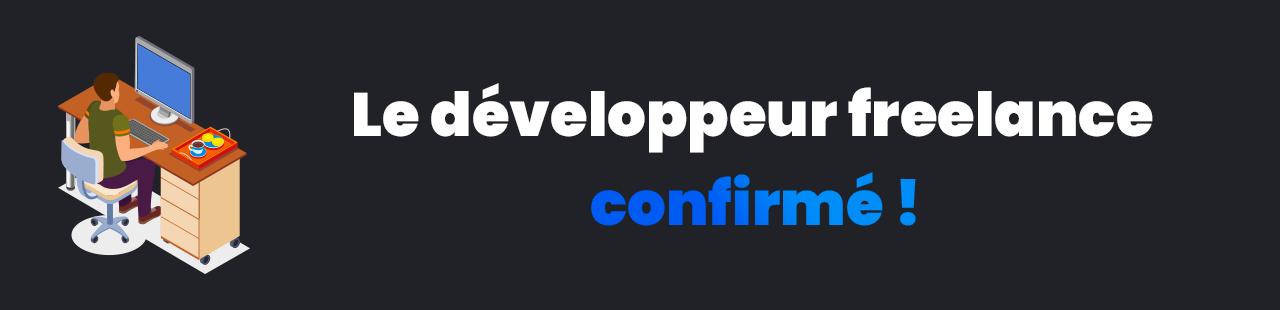 développeur freelance confirmé