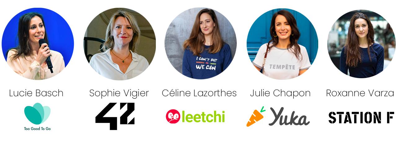 Photos les femmes du numérique ayant réussi, développeuse web