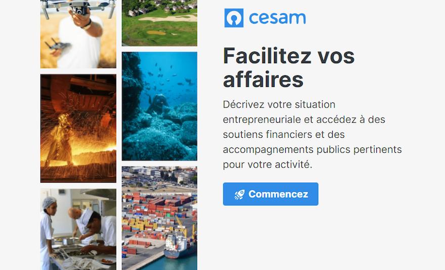 Cesam.nc — Secrets de fabrications