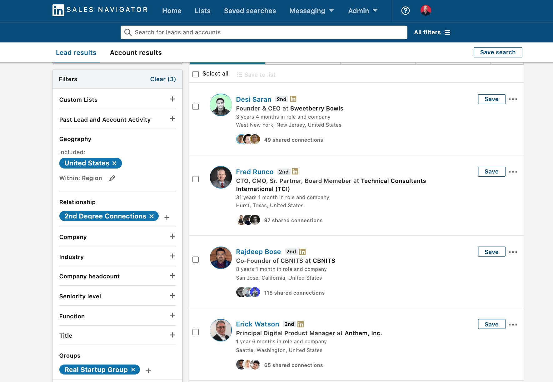 Linkedin growth hacking