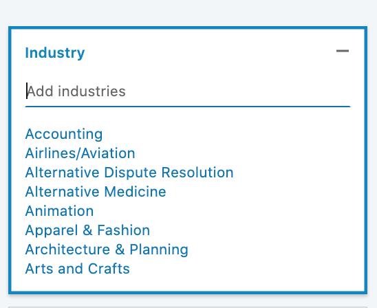 LinkedIn Industries