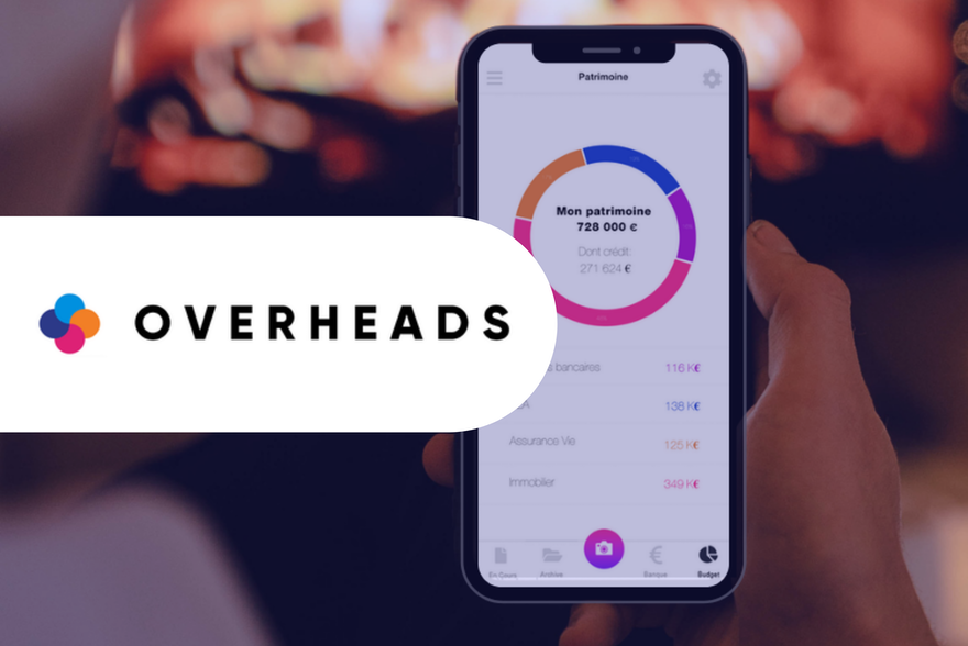 Gérez vos finances grâce aux conseils Overheads.