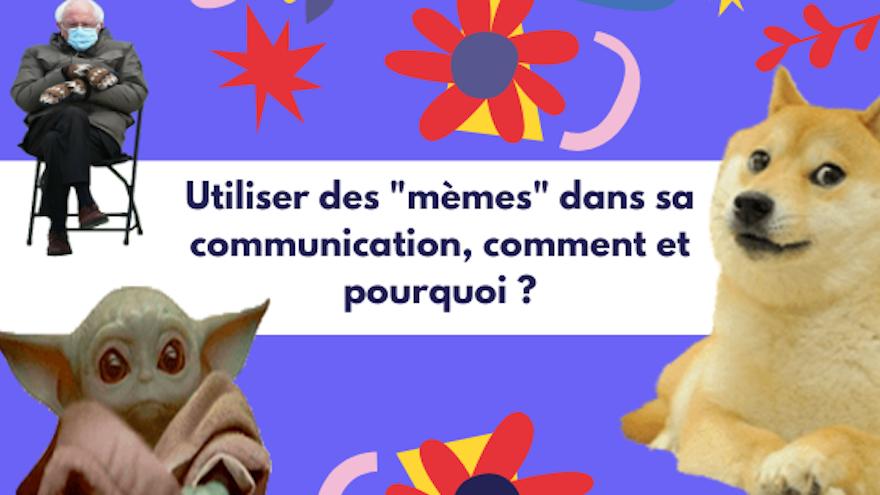 """Utiliser des """"mèmes"""" dans sa communication, comment et pourquoi ?"""