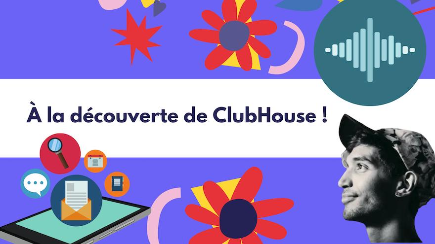 Avec la nouvelle application ClubHouse, vous allez peut-être pouvoir parler avec Elon Musk et Mark Zuckerberg… !