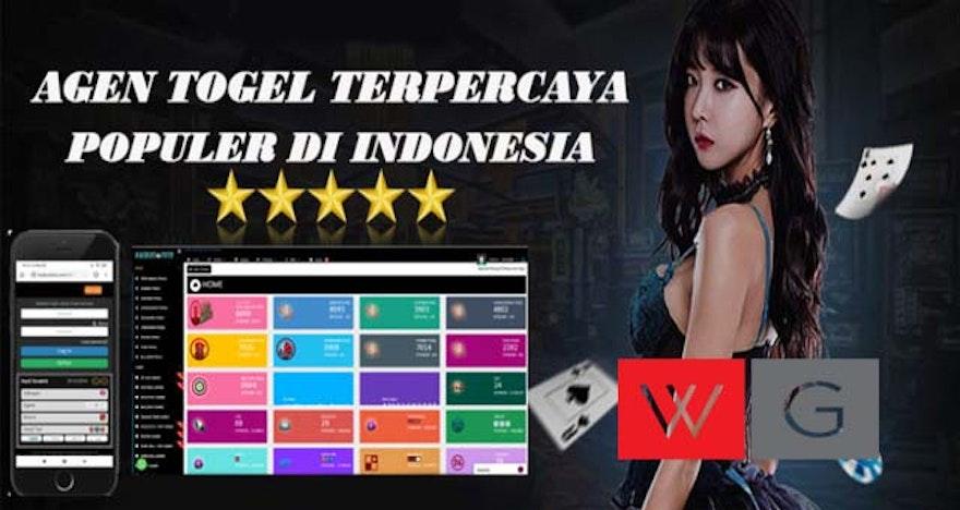 Daftar Agen Togel Terpercaya Indonesia Tahun 2019