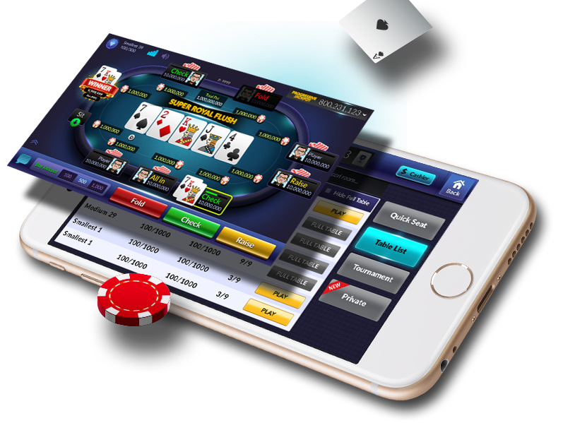 Poker Online Jackpot Terbesar