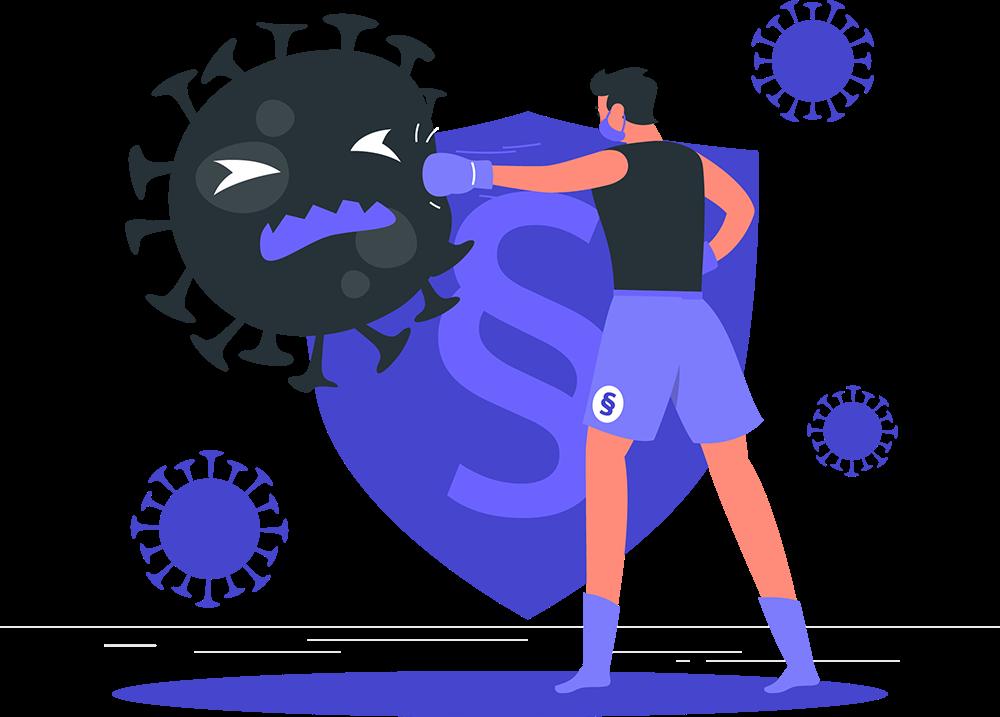 Fighting against Coronavirus-rafiki-2.png
