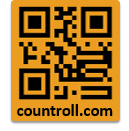 Small countroll® asset label
