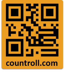 Large countroll® asset label