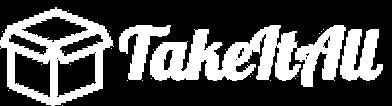 Takeitall white text logo.png